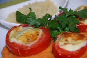 томаты фаршированные