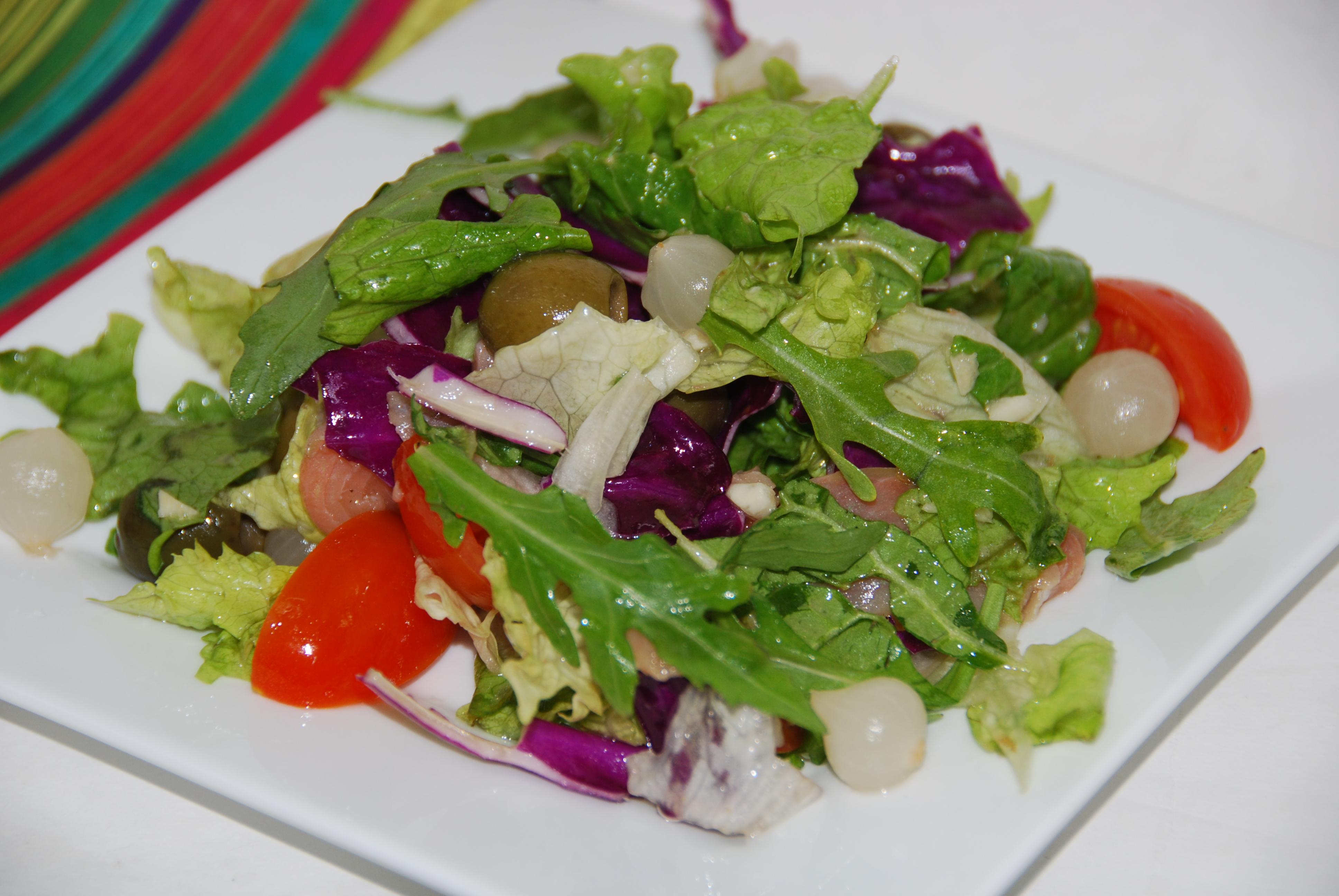 Рецепты с фото салаты эксклюзивные с фото