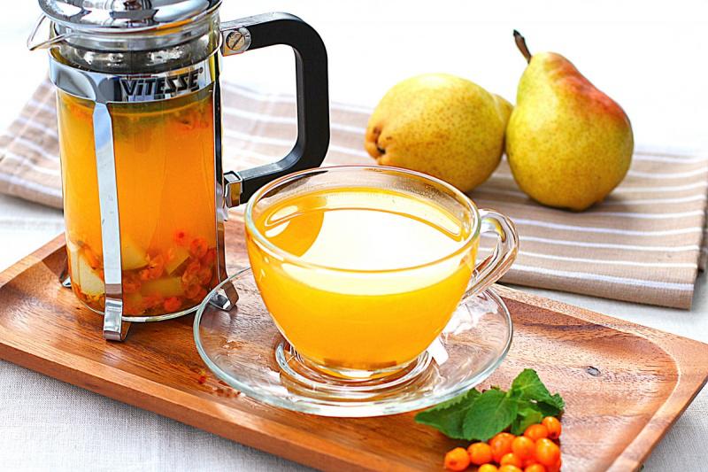 Облепиховый чай чем полезен